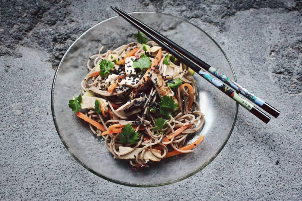 استفاده از کنجد در طبخ غذاهای چینی