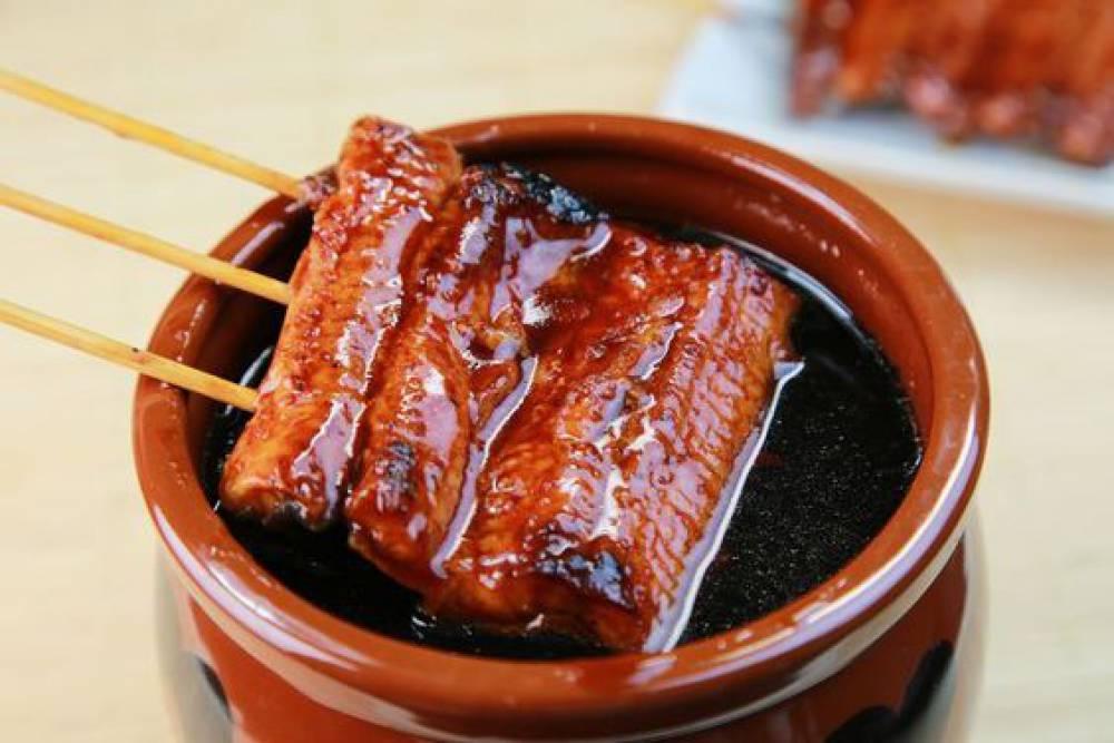 سس ژاپنی کابایاکی برای ماهی