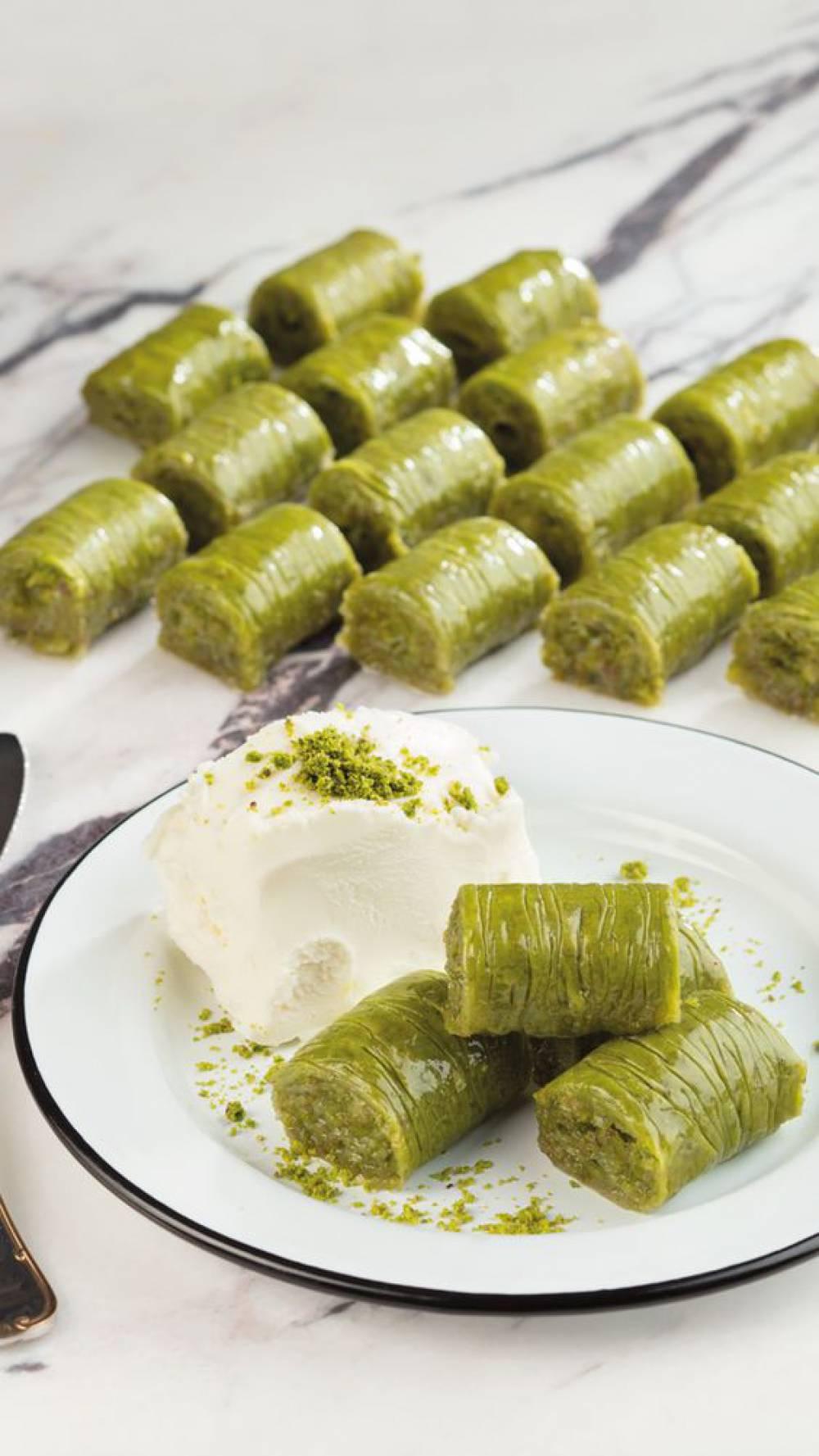 انواع باقلوای ترکی