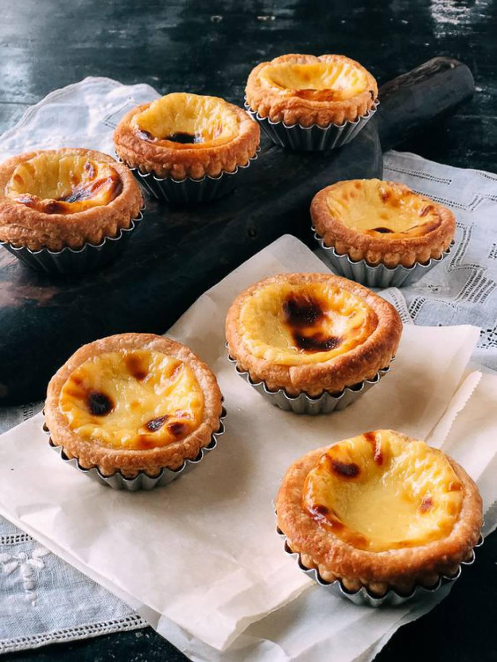 دسرها و شیرینیهای کشور پرتغال