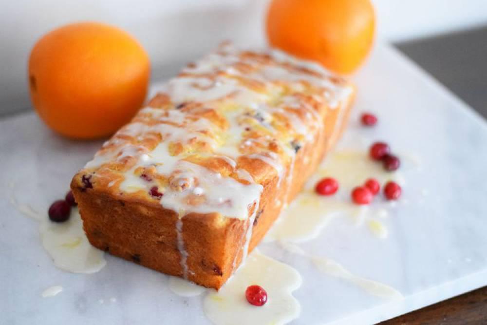 دستورالعمل تهیه نان پرتقالی مریم گلی