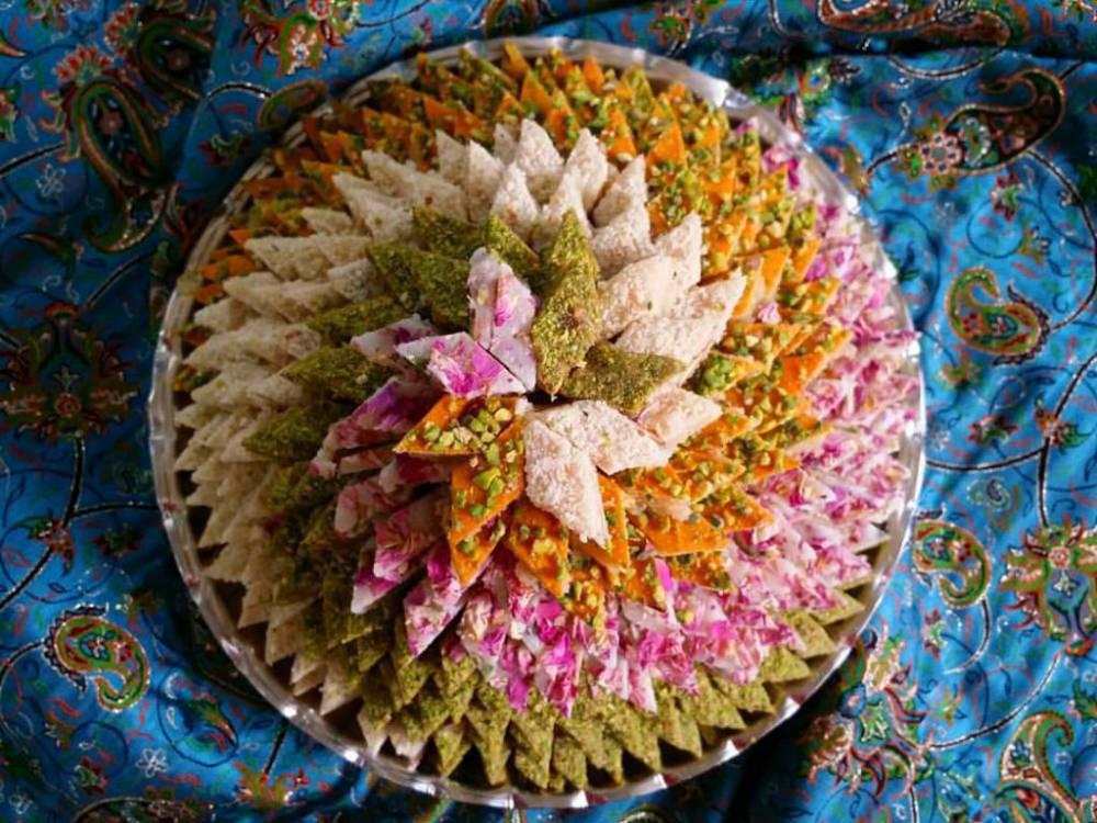 شیرینیهای سنتی تبریز ، خوشطعم و متنوع