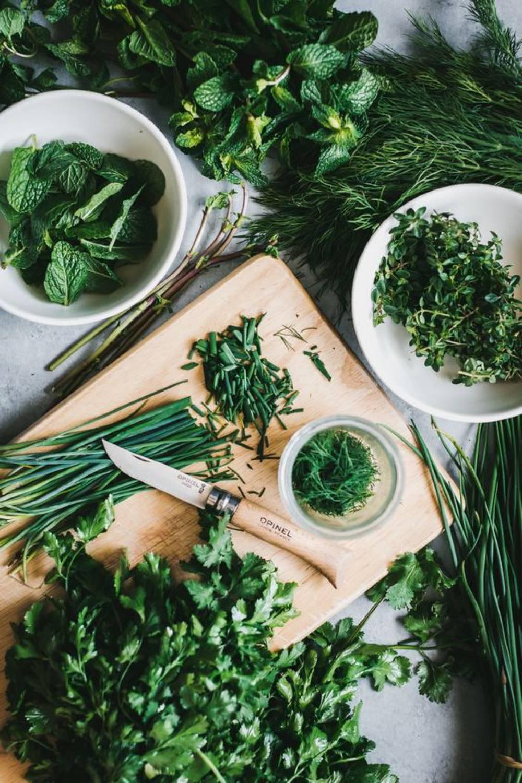 10 گیاه تازه که هر آشپز باید آنها را به کار گیرد