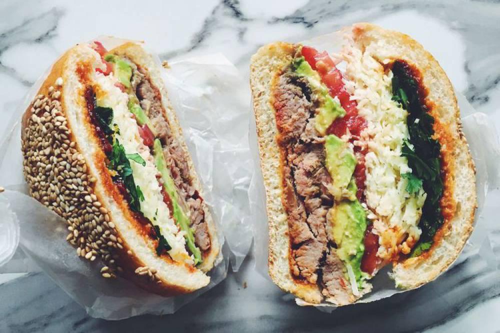 ساندویچهایی از سراسر جهان
