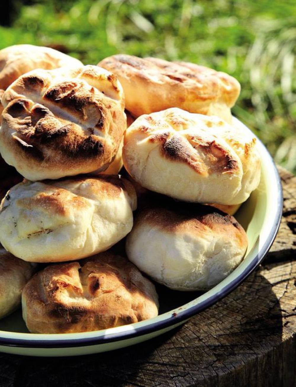 طعم نانهای محلی آفریقا را در سافاری بچشید